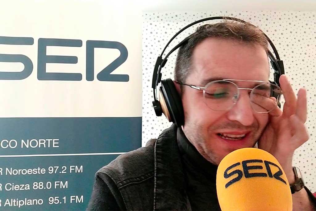 Radio en Direco EL ARQUERO DEL NORTE 26-02-2021
